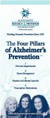 The Four Pillars of Alzheimer's Prevention