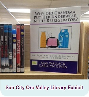 Sun City Oro Valley Library Exhibit