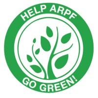 Help ARPF go green!