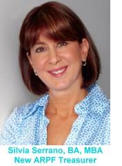 Silvia Serrano, BA, MBA